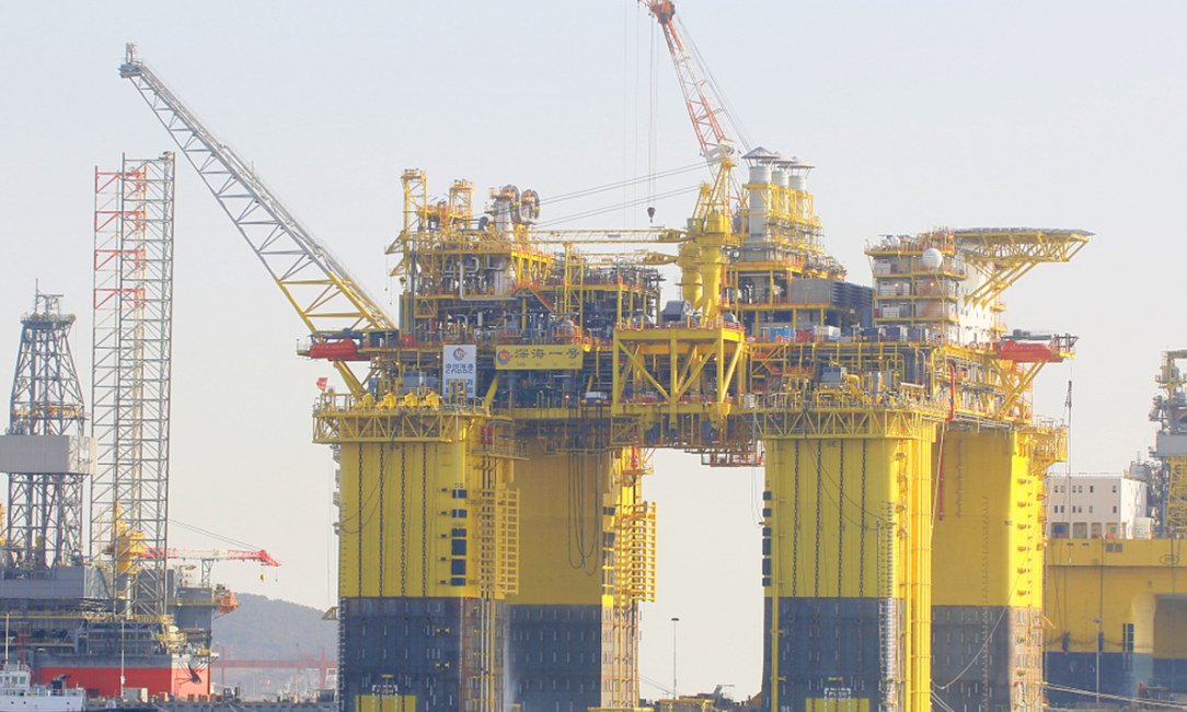Deploying world's largest energy station on Bien Dong Sea: What China intends?