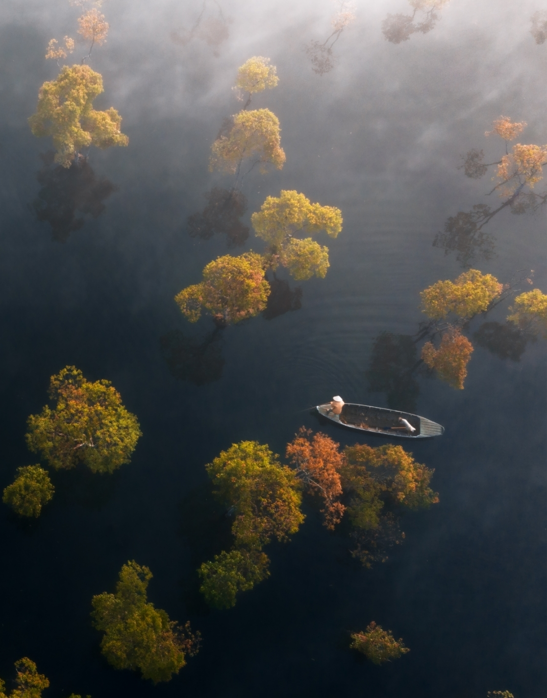 Vietnam's tranquility appears stunning under professional lenses