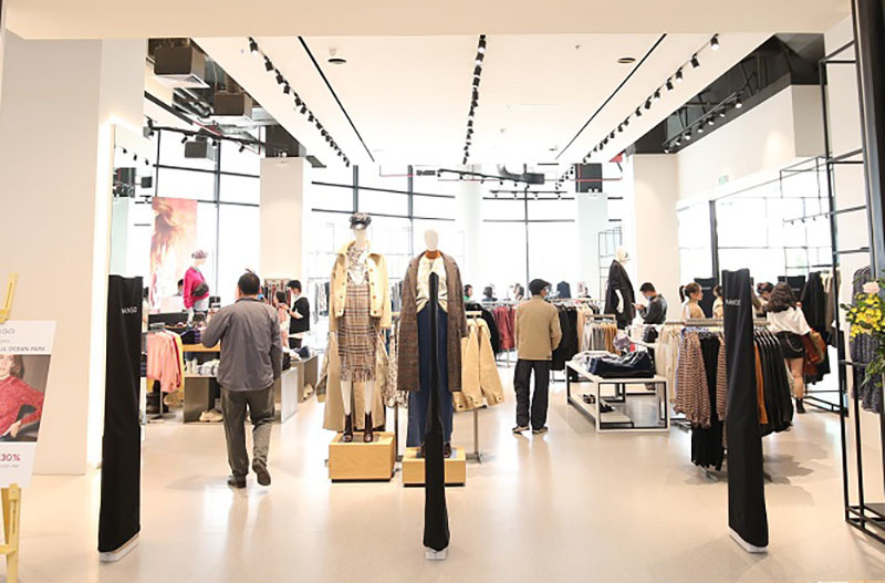 Investments from the big names of fashion pour into Vietnam