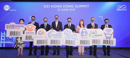 GS1 Hong Kong Summit 2021 Scaling Digital Transformation Cultivating Digital Assets