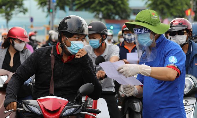 Vietnam Covid-19 Updates (June 12): 2 new deaths, Hanoi debuts Covid-19 map