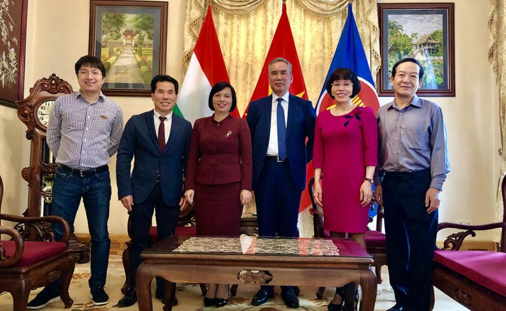 Promoting Hungary-Vietnam people-to-people diplomacy