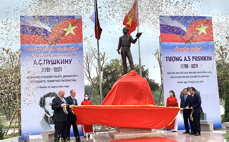 Russia highly appreciated relations with Vietnam, said newly-appointed Ambassador