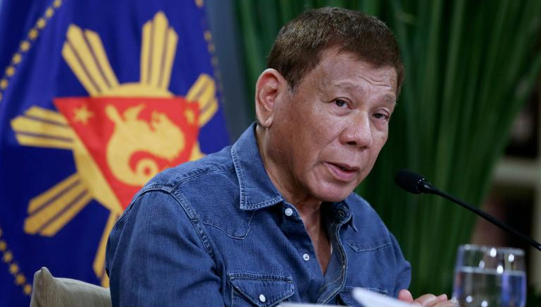 Philippines President threatens to arrest those who refuse vaccination