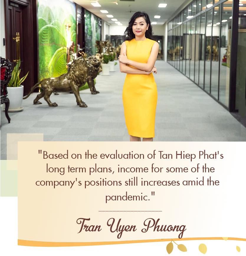 Tan Hiep Phat Deputy CEO: How Tan Hiep Phat adapts to crisis