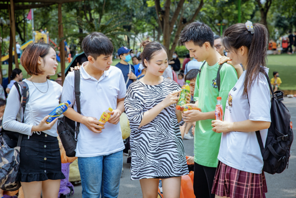 Tan Hiep Phat summer promotion: over 61,000 cash prizes given to customers
