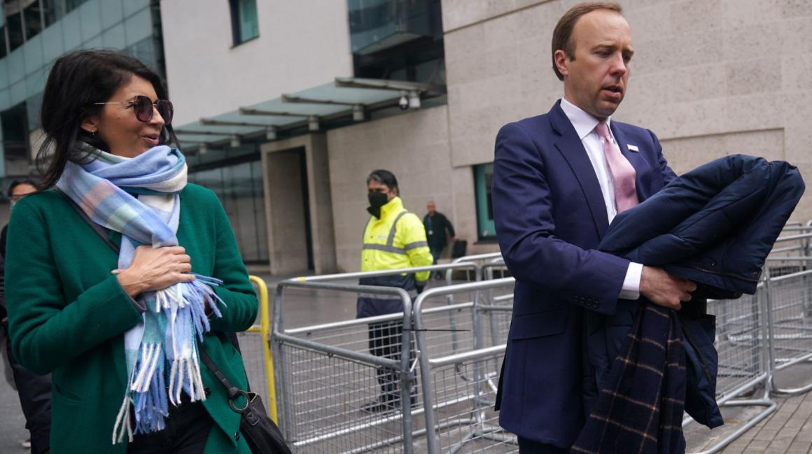 Who is Matt Hancock - UK former health secretary resigns for kissing scandal?