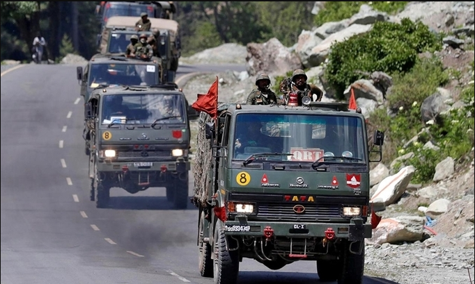 china india border conflict both starts withdrawing troops from galwan valley