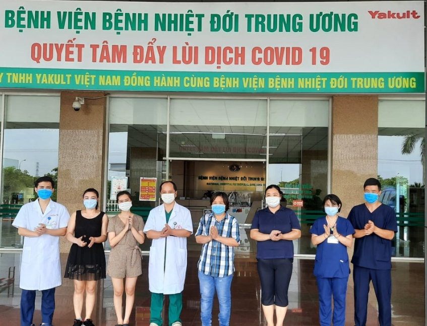 covid 19 updates in vietnam july 8 only 15 patients left under treatment