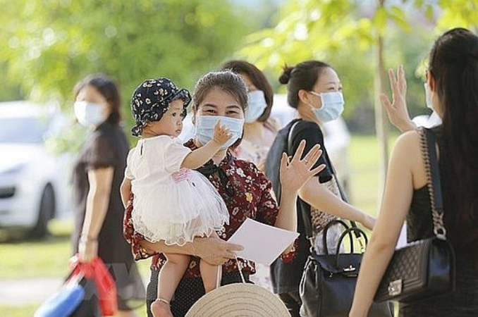 covid 19 updates in vietnam july 9 only22 patients treated at health facilities