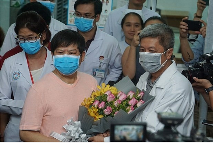 covid 19 news updates july 10 in vietnam all foreign patients successfully cured
