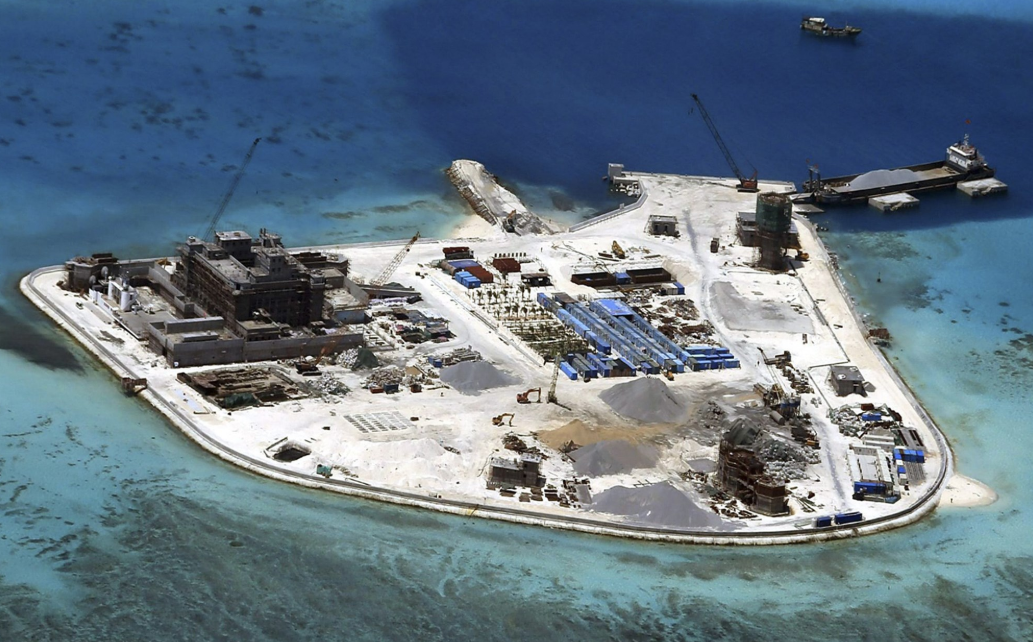 south china sea dispute manila calls china on complying with sea feud ruling