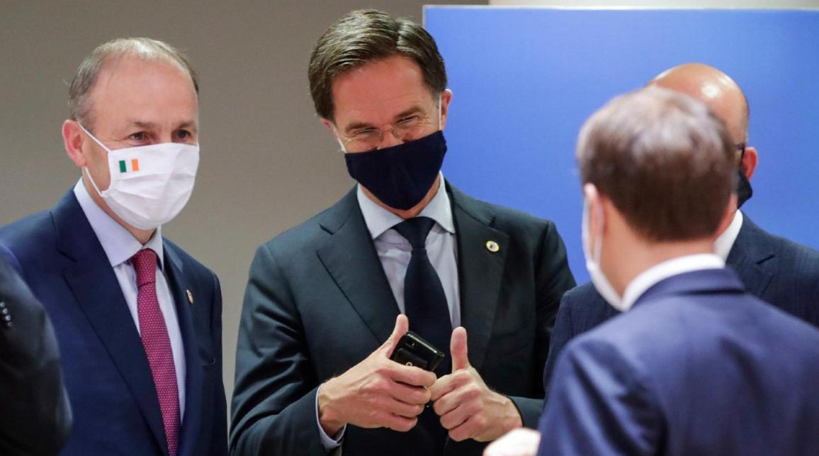 covid 19 european leaders agree 182 trillion covid recovery fund
