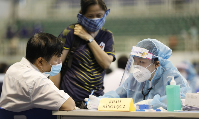 Vietnam Covid-19 Updates (July 1): 527 new cases, one million more vaccine doses received