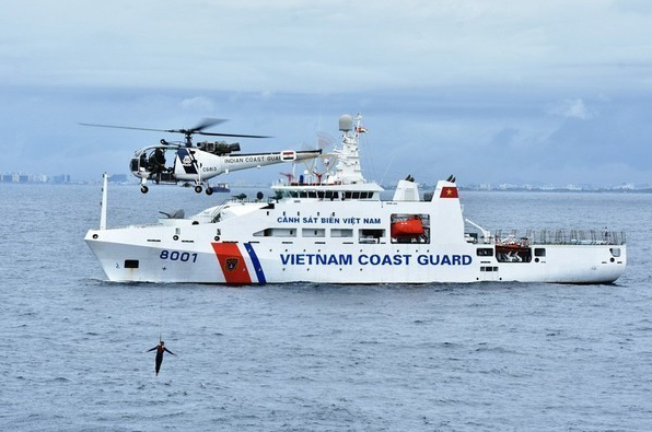 Law on the Vietnam Coast Guard - sharp tool to enforce maritime laws
