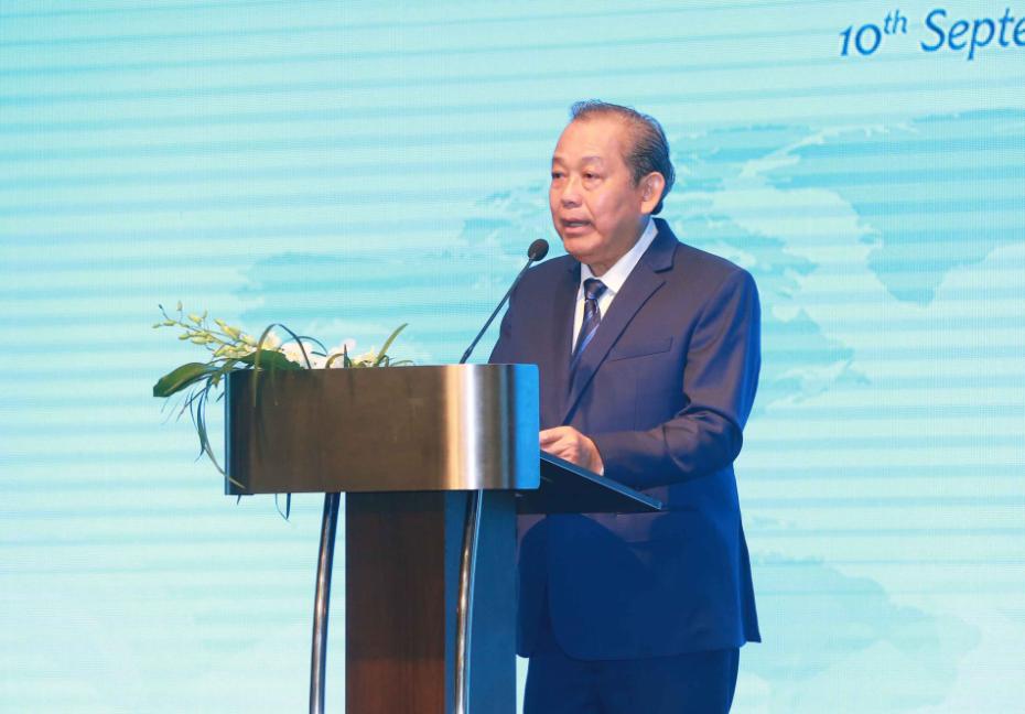 Deputy Prime Minister Truong Hoa Binh: Biography & Career