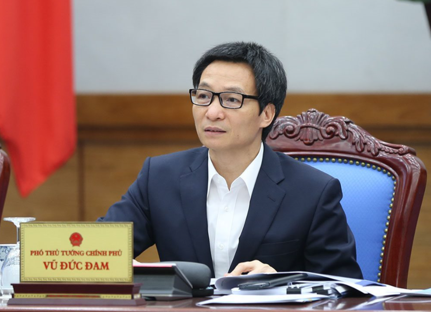 Biography of Deputy Prime Minister Vu Duc Dam: Positons and Working History