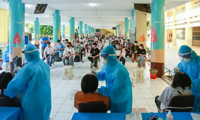 Vietnam Covid-19 Updates (June 5): 944 New Cases, Three More Death