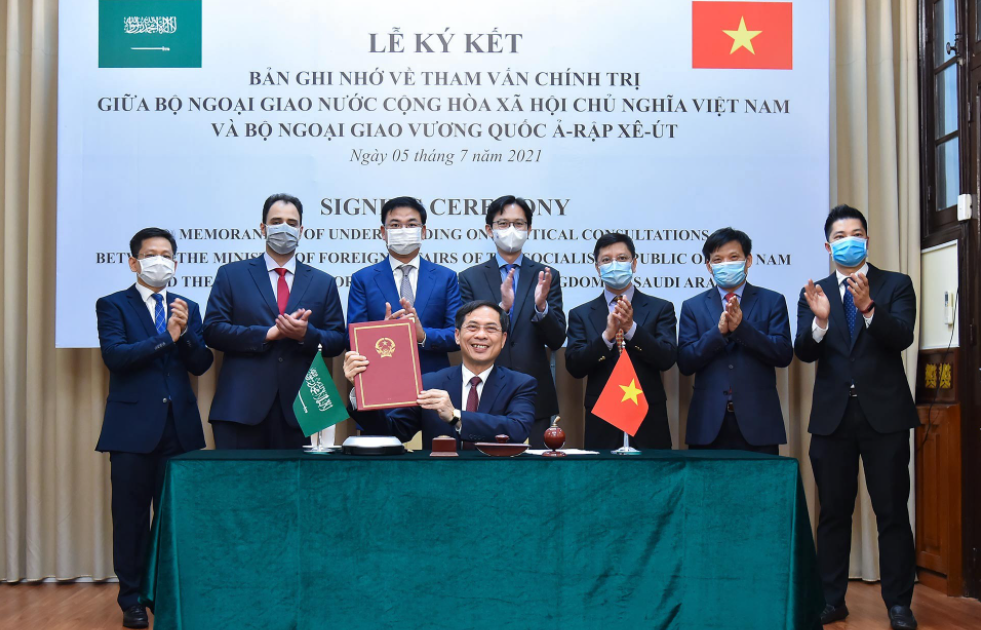 Vietnam Looks to Deepen Ties With Egypt and Saudi Arabia