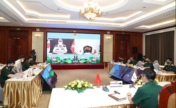 Vietnam boosts defense cooperation with Japan and Canada