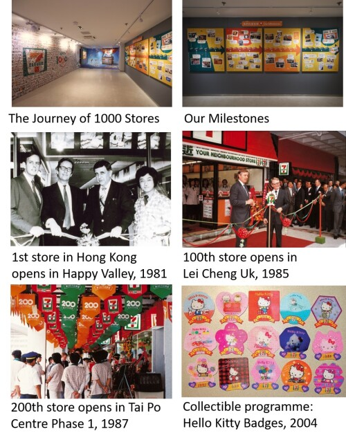 7-Eleven marks the opening of its 1000th store