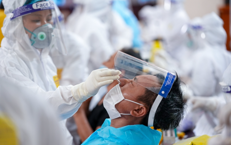 Vietnam Covid-19 Updates (July 10): Daily Infection Hits New Record