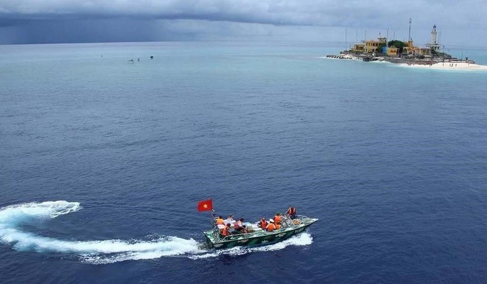 International Experts: China's 'Nine Dash Line' Has No Legal Basis
