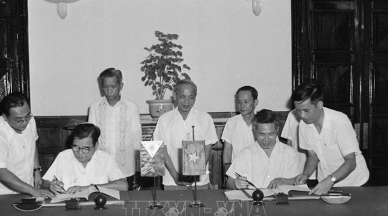 People-to-people Relationship - Testament To Vietnam - Philippines Great Friendship