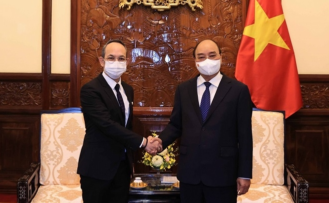 Vietnam's President Looks to Strengthen Relations with Thailand, Chile, Cuba, Russia