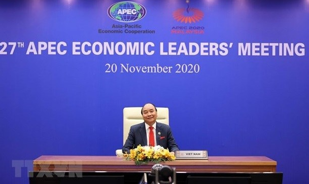Informal meeting of APEC leaders: cooperation to accelerate post-pandemic recovery
