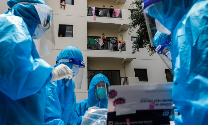 Vietnam Covid-19 Updates (July 16): Khanh Hoa Prepares To Trial Vaccine Passport