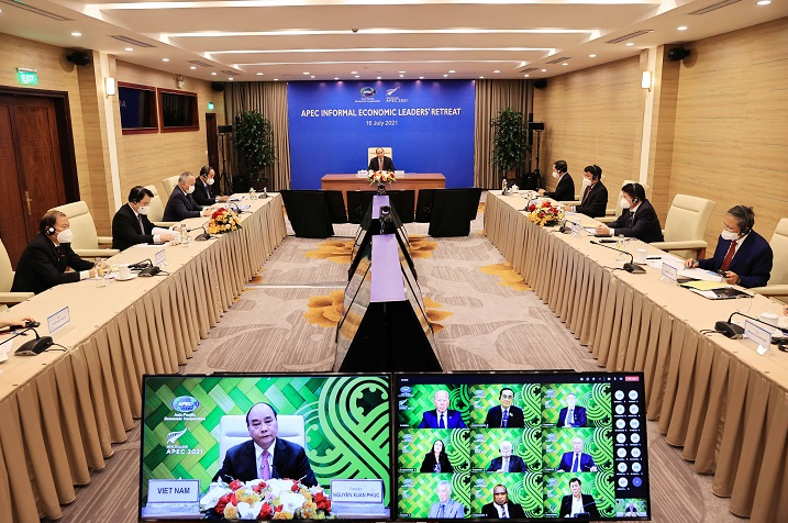 State President: APEC Members Needs To Boost Cooperation in Vaccine Production