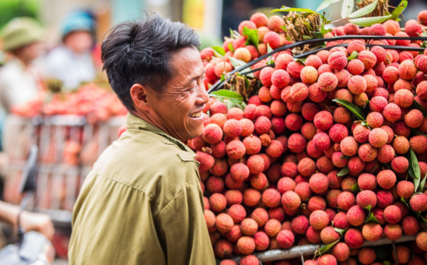 UK represents a potential export market for Vietnamese fruit and vegetables