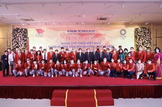 Vietnam at Tokyo Olympics: Members & Team News