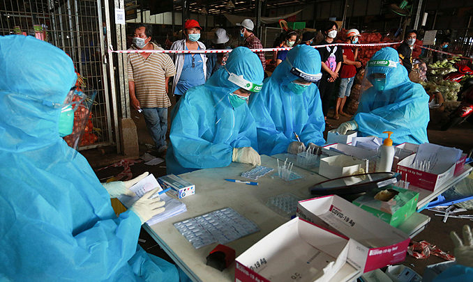 Vietnam Covid-19 Updates (July 19): Over 2,000 New Cases Recorded, Tally Passes 55,000
