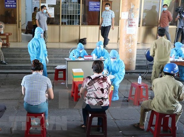 Vietnam Covid-19 Updates (July 20): National Infection Count Passes 60,000