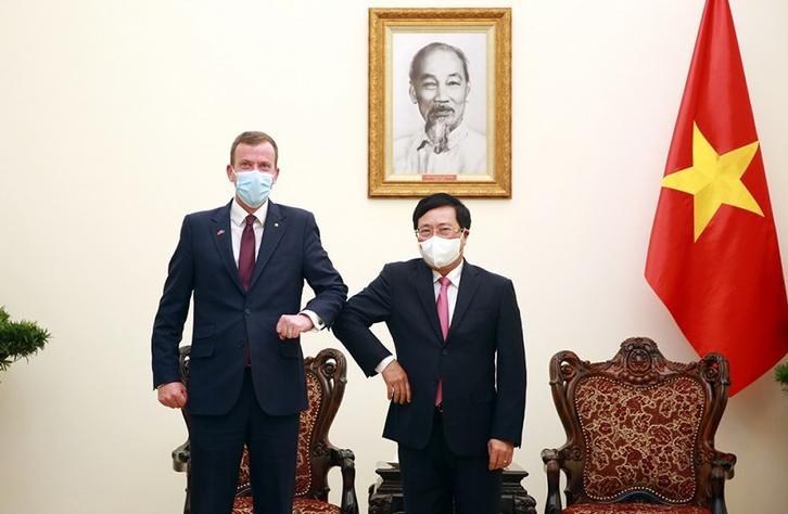 Vaccine Diplomacy – Vietnam's Ahievements in First Half of 2021