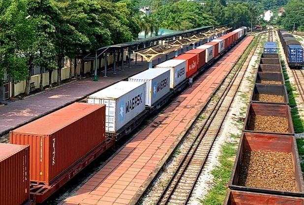 Vietnam - Belgium Launch First Direct Container Train