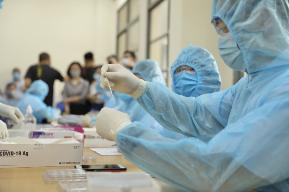 Vietnam Covid-19 Updates (July 21): HCM City Works On Vaccination Plan For Foreigners