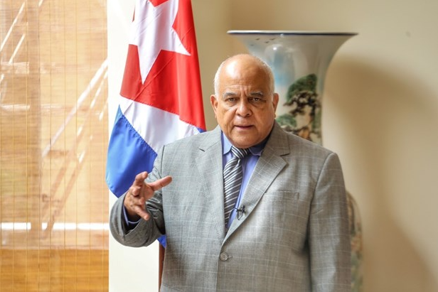 Cuban Ambassador Speaks Highly of Vietnam's Solidarity And Valuable Support