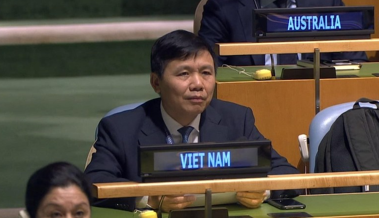 Vietnam Chairs Meeting on Role of UNCLOS
