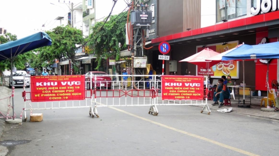 Vietnam Covid-19 Updates (July 24): Hanoi Applies Two-week Social Distancing