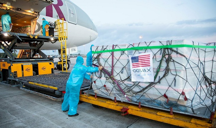 3 Million Doses Of Moderna Vaccine Donated By US Arrive In Vietnam