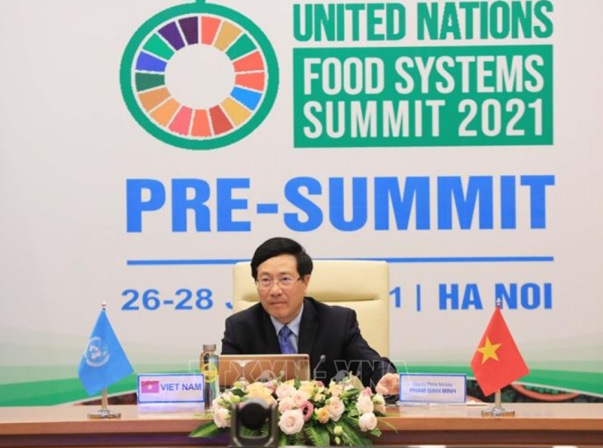 Vietnam Looks to Become Asian Food Innovation Hub