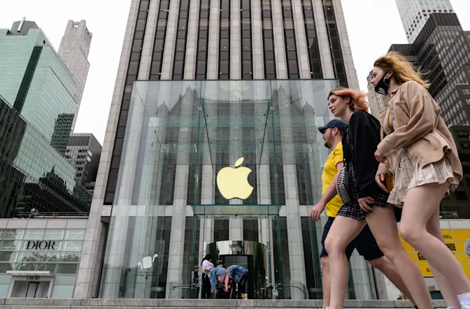 Apple's Profits Nearly Doubled In Latest Quarter Despite Pandemic