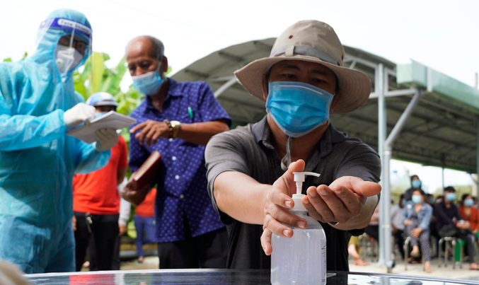 Vietnam Covid-19 Updates (July 29): HCMC Discharges Over 4,300 Patients A Day
