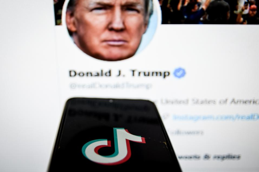 trump gives microsoft 45 days to clinch tiktok deal