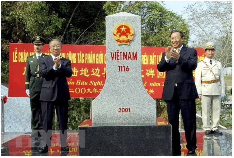 vietnam china land border