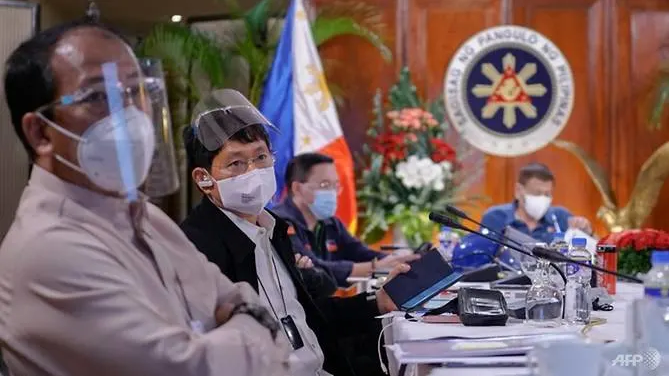 COVID-19 Updates (August 18): Philippine minister tests positive for COVID-19 2nd time