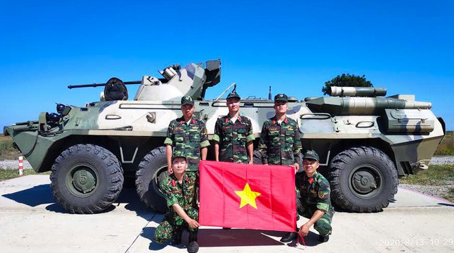 vietnam joins army games 2020 officially opening in russia